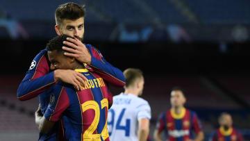 Ansu Fati é a grande esperança do Barça no duelo frente aos merengues