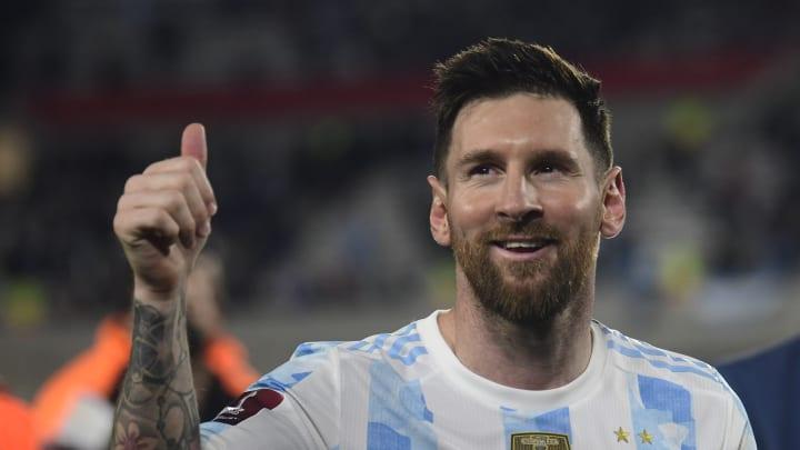Argentina v Uruguay - FIFA World Cup 2022 Qatar Qualifier