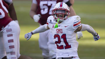 Tulane Green Wave vs SMU Mustangs prediction, odds, spread, over/under and betting trends for college football Week 8 game.
