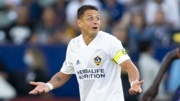 Los Angeles Galaxy player Javier Hernandez among the highest-paid MLS players in 2021