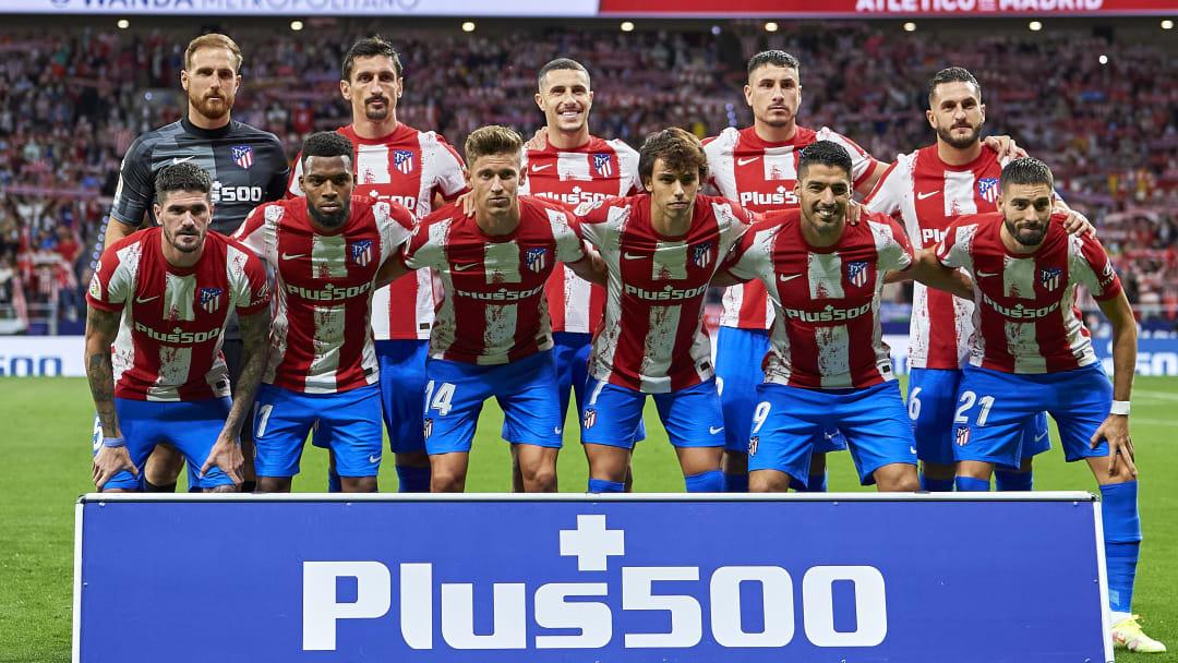 El Atlético de Madrid no jugará este fin de semana