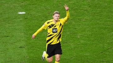 Erling Haaland fue el último ganador del Golden Boy