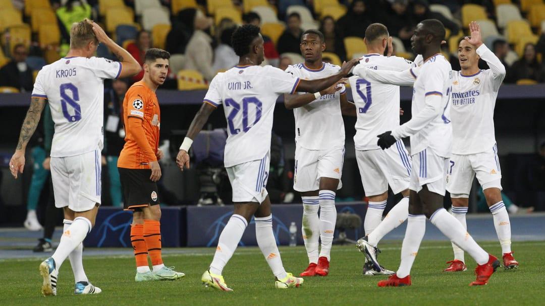 Shakhtar Donetsk v Real Madrid - UEFA Champions League