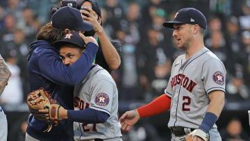 Division Series - Houston Astros v Chicago White Sox - Game Four