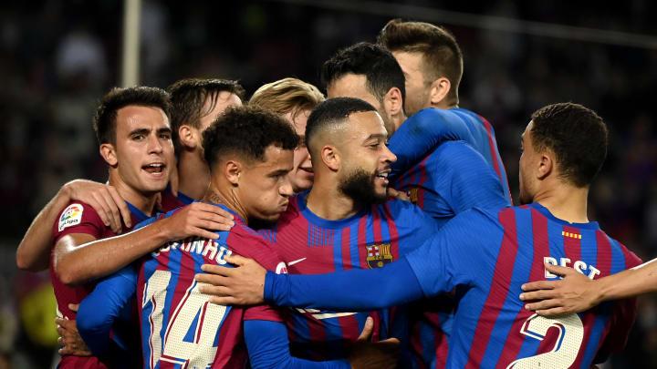 El Barcelona vuelve a sonreir