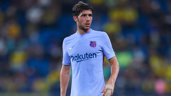 Sergi Roberto pourrait quitter le FC Barcelone dans les prochains mois.