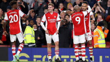 Arsenal were by far the better side at the Emirates