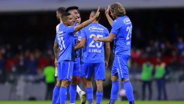 Cruz Azul v Tigres UANL - Torneo Apertura 2021 Liga MX