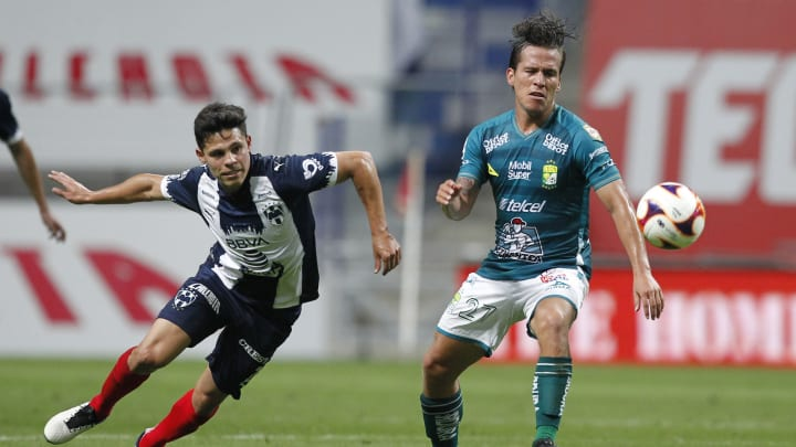 Monterrey v Leon - Torneo Guard1anes 2021 Liga MX