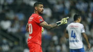 Andrés Gudiño, Cruz Azul
