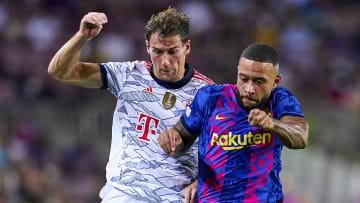 Bayern e Barcelona estão em situações opostas no Grupo E