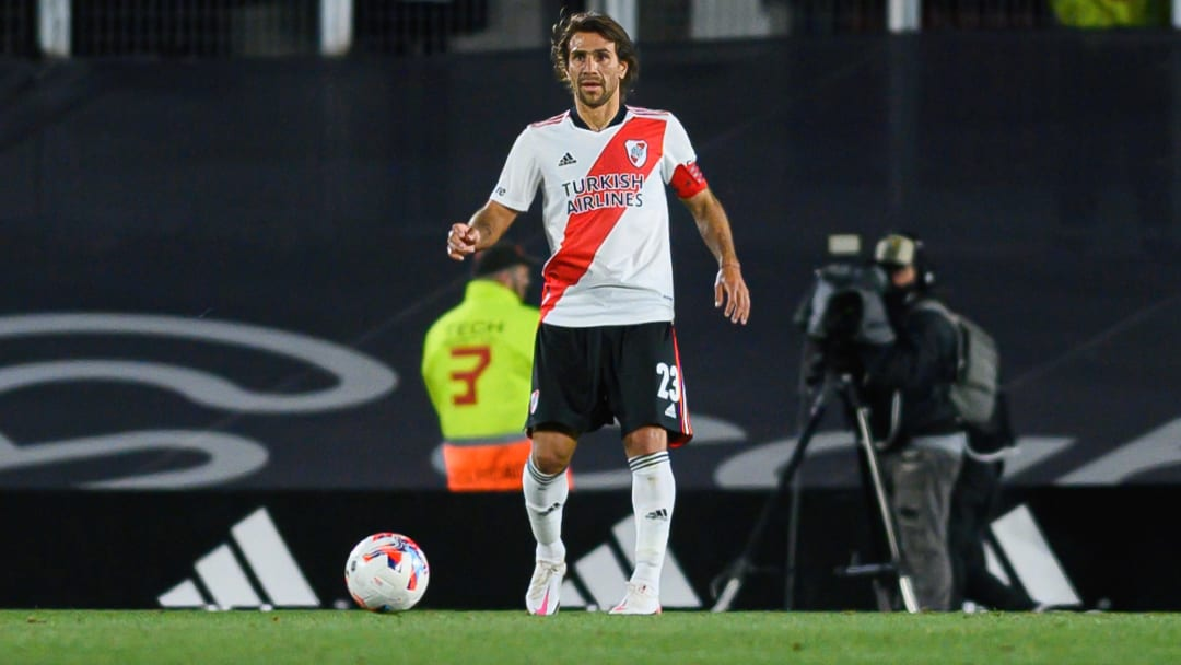 Leonardo Ponzio en River Plate