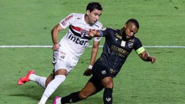 Tricolor Paulista e Vozão encerram 26ª rodada do Brasileirão tentando tomar distância da zona do rebaixamento