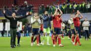 La selección española, subcampeona de la UEFA Nations League