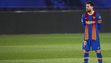 El Clásico sin Messi deja mucho que desear