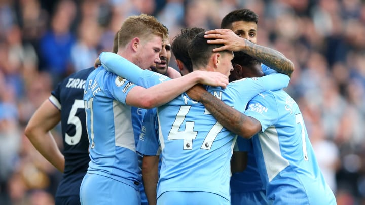 City are looking for Premier League & Champions League glory