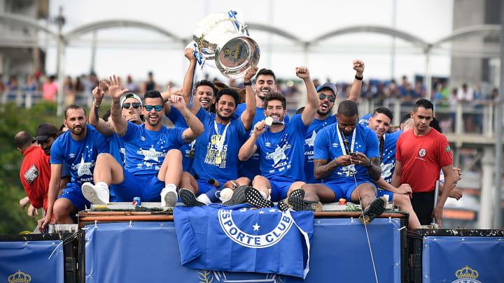 Cruzeiro campeao Copa do Brasil Fabio