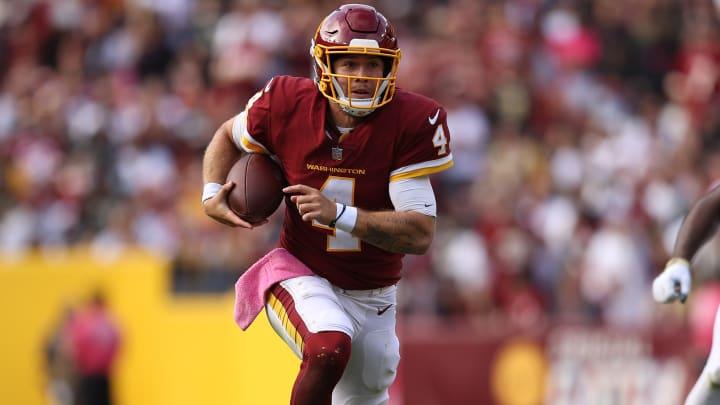 Top streaming quarterbacks for fantasy football Week 6, including Taylor Heinicke.