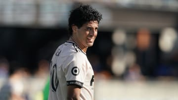 Vela has missed LAFC's last eight games with a hamstring problem.