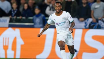 Barca have reportedly made Sterling their top priority