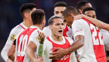 Quarteto ofensivo do Ajax produziu números impressionantes neste início de temporada
