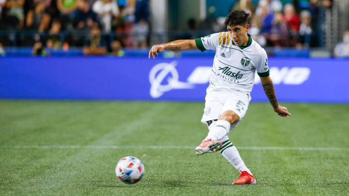 Bravo has been a defensive rock for the Timbers.