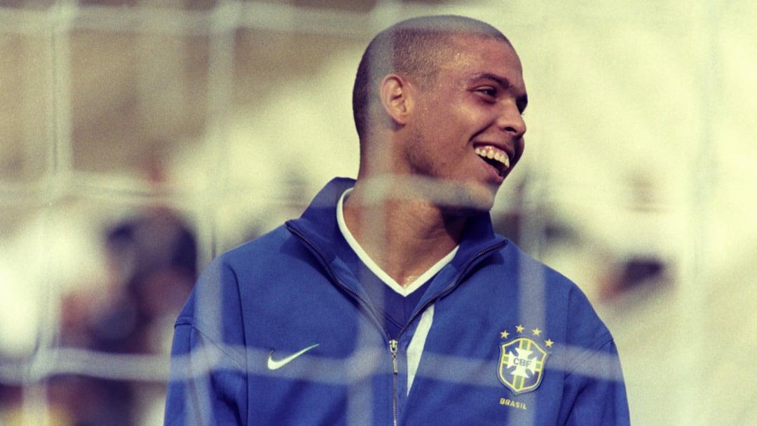 Ronaldo fez parte do grupo da Copa de 1994
