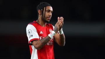 Aubameyang was on target for Arsenal