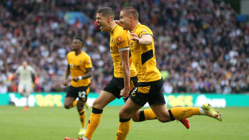 Wolves left it very late against Aston Villa last time out