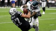 This insane stat proves how terrible the Philadelphia Eagles' pass defense has been in 2021.