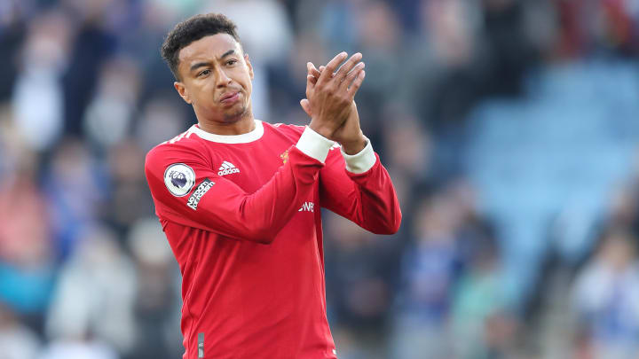 Everton are reportedly leading the race for Jesse Lingard