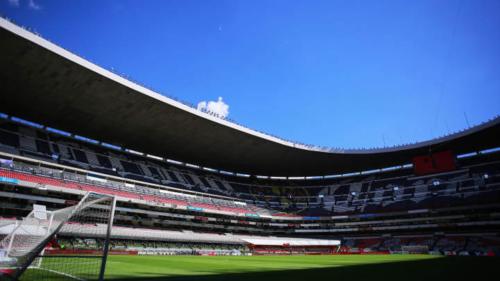 El Estadio Azteca sería remodelado para el Mundial de 2026