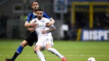 Inter e Empoli se reencontram após dois anos