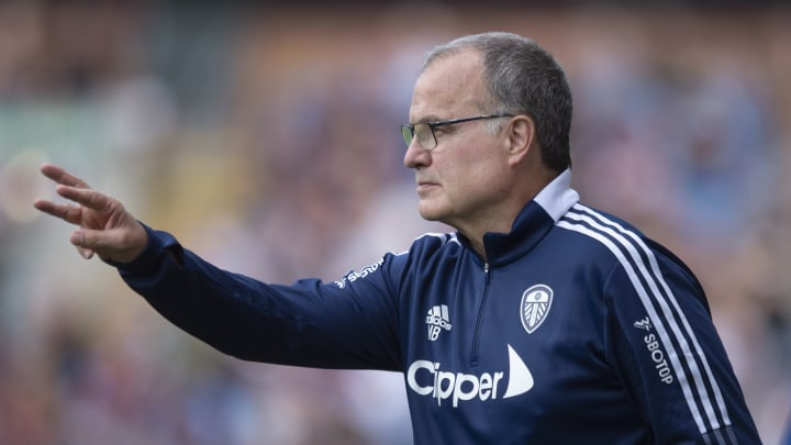 Bielsa will be looking to reverse Leeds' fortunes this season