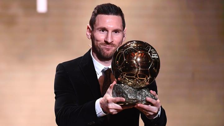 Messi e il sesto Pallone d'Oro