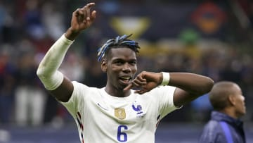 Pogba shone during the Nations League finals
