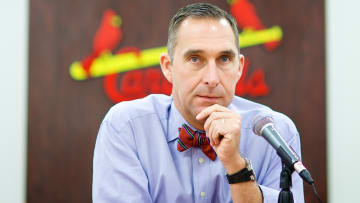 St. Louis Cardinals president of baseball operations John Mozeliak has revealed the timeline for the club's new manager hire.