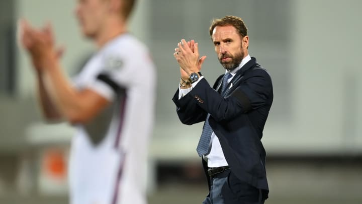 Southgate is a popular man in England