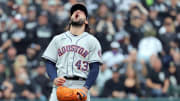 The Houston Astros got a little clarity around Lance McCullers' latest injury update.