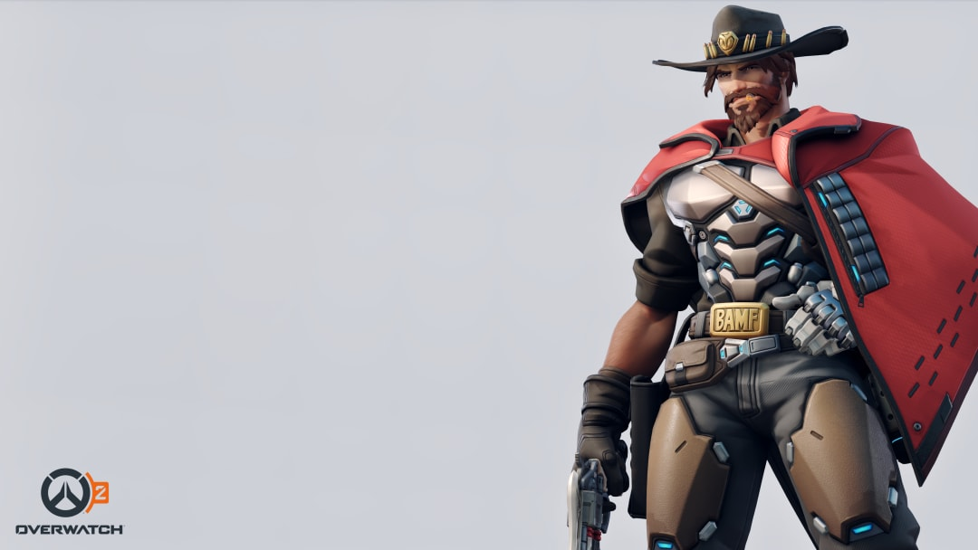 Overwatch staff have confirmed they will not be changing previous game content to match Cole Cassidy's new name.