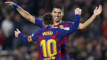 Luis Suárez tiene un favorito para el Balón de Oro
