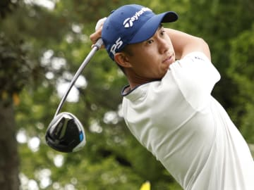 Collin Morikawa is among the expert picks to win the JC Cup.