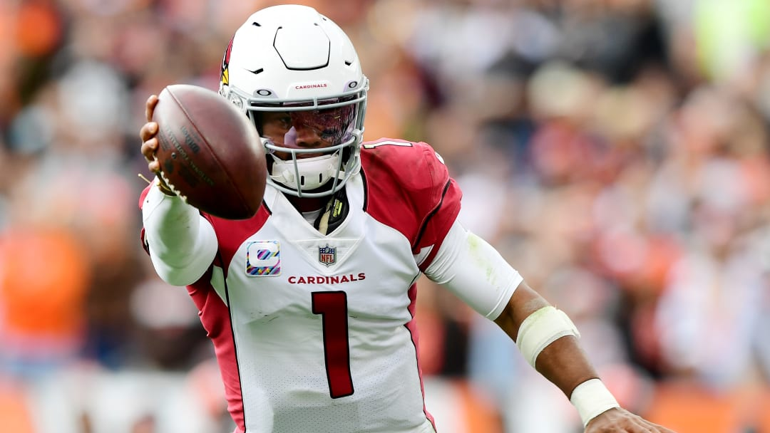 Houston Texans vs Arizona Cardinals point spread, over/under, moneyline and betting trends for Week 7 NFL game.