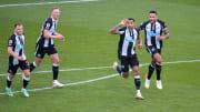 Grund zum Jubeln hat Newcastle United auf dem Spielfeld aktuell kaum, aber die Zukunft könnte vielversprechend sein.