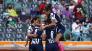 Santos v Monterrey - Torneo Grita Mexico A21 Liga MX Femenil