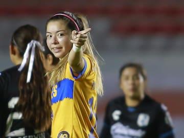 Queretaro v Tigres UANL - Playoffs Torneo Guard1anes 2020 Liga MX Femenil