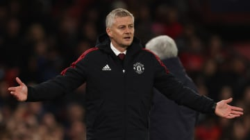 Ole Gunnar Solskjaer's job has come under the microscope following Man United's 5-0 loss to Liverpool