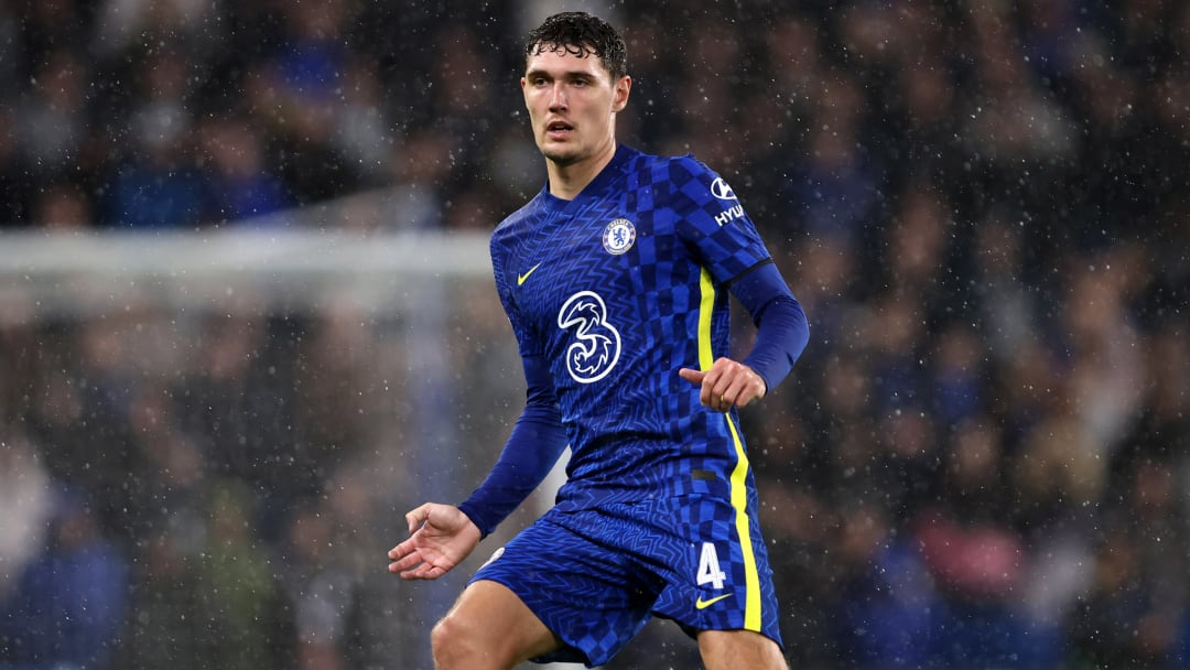 Christensen's Chelsea future is unclear