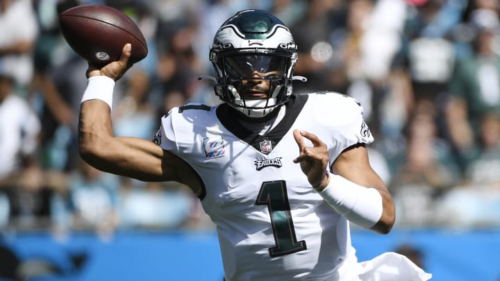 Thursday Night Football Buccaneers vs Eagles Week 6 start time, location, stream, TV channel and more.