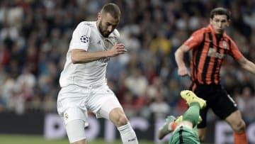 El Shaktar y el Real Madrid se han enfrentado en varias ocasiones en UCL